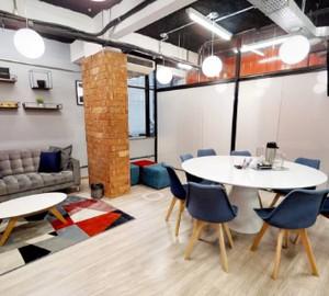 Sala de reunião - Sala Brain - Av Paulista (SP)