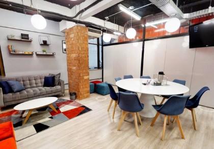 Salas de brainstorming - Av Paulista