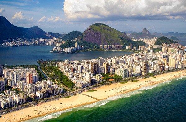 Escritorio Virtual - Rio de Janeiro - Ipanema
