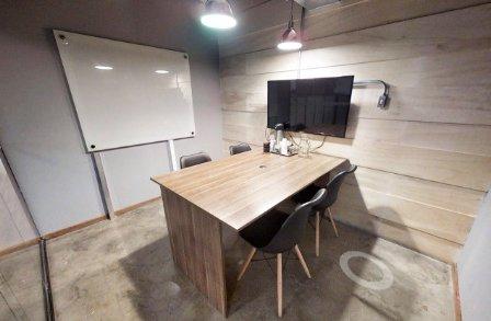 Sala de reunião para 4 pessoas - Av Paulista
