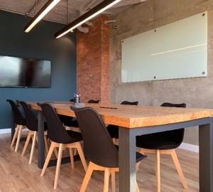 Sala de reunião - Espaço Faria Lima - Faria Lima (SP)